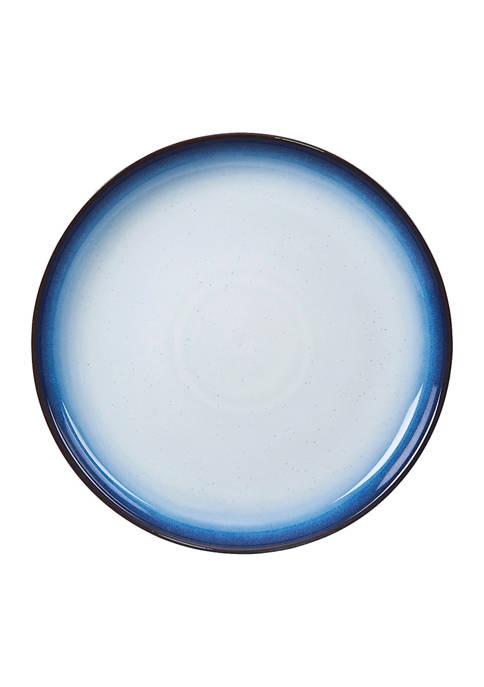 Denby Blue Haze Coupe Dinner Plate