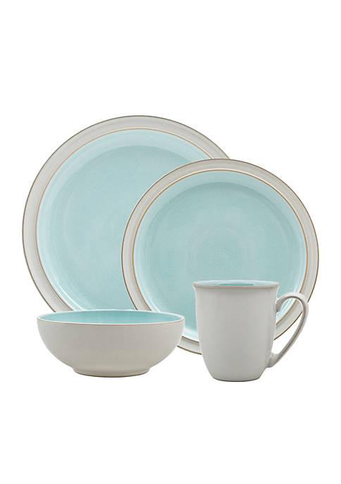 Blends Azure 16-Piece Dinner Set
