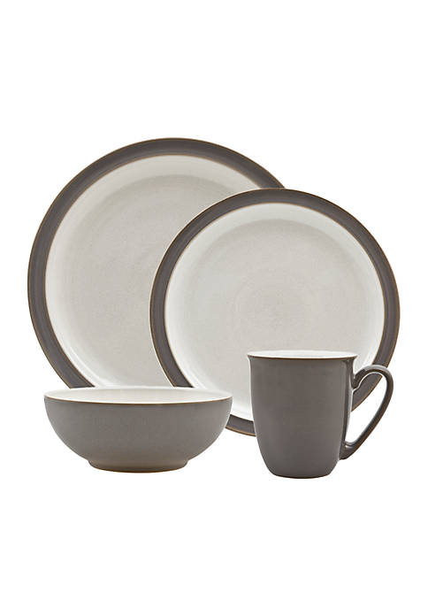 Denby Blends Canvas 16-Piece Dinner Set