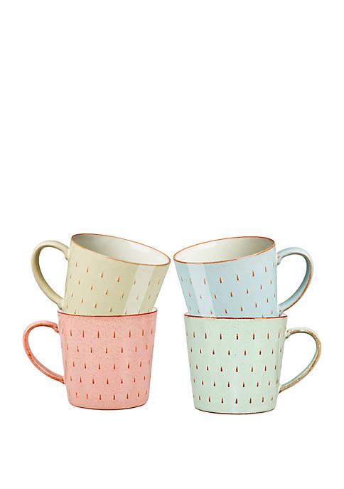 Denby Heritage Cascade Mug Set