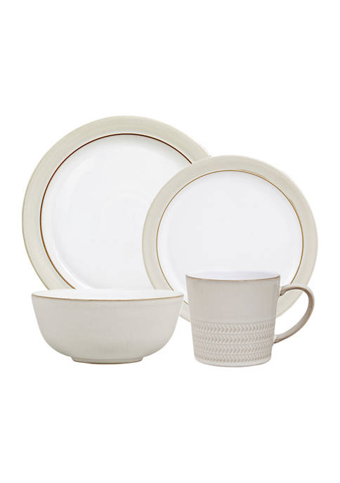 Denby Natural Canvas 16-Piece Set (Items include: 4