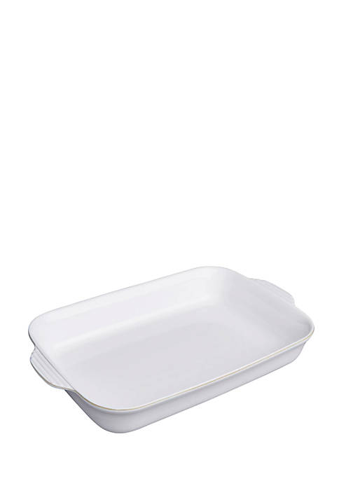 Denby Natural Canvas Large Rectangular Oven Dish