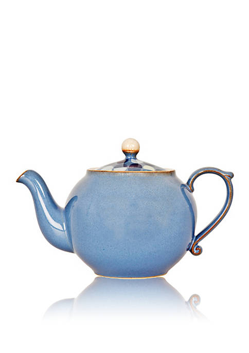Denby Heritage Fountain 47.3-oz. Accent Teapot