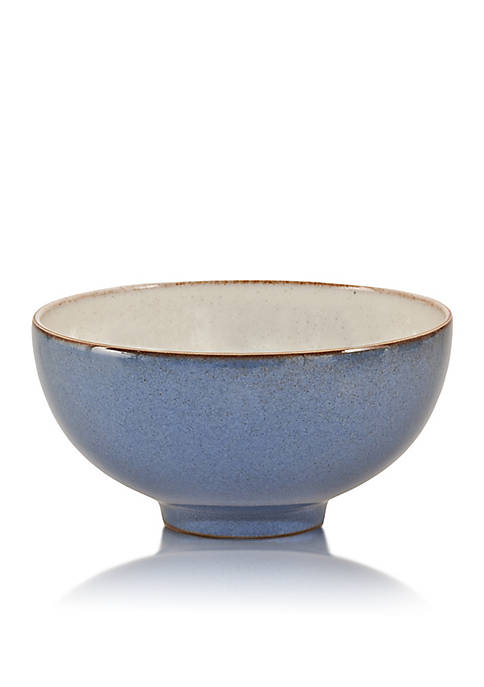 Denby Heritage Fountain 14-oz. Rice Bowl