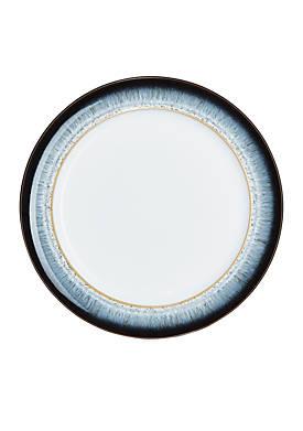 Halo Wide Rimmed Dinner Plate
