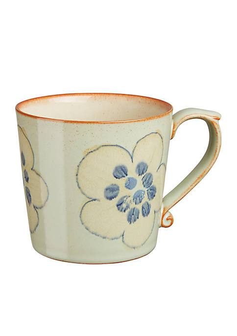 Denby Orchard Accent Large Mug 10-oz.