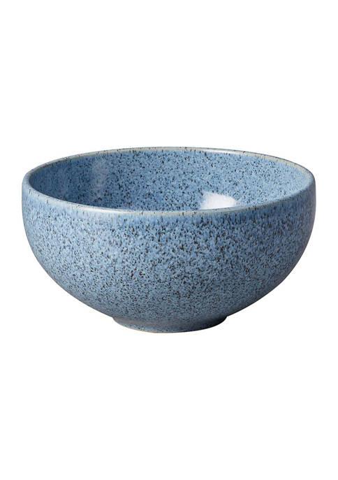 Denby Studio Blue Flint Ramen/Large Noodle Bowl