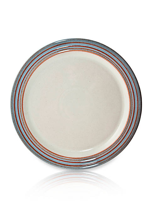 Denby Heritage Terrace Gray Dinner Plate