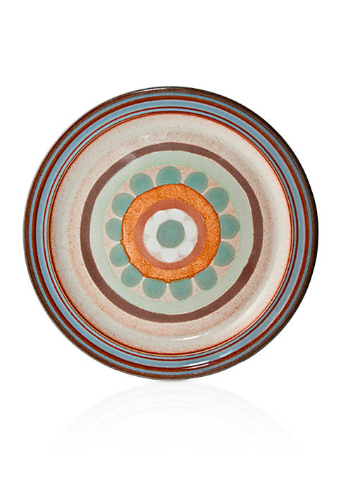 Denby Heritage Terrace Gray Accent Salad Plate