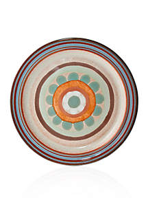 Denby Heritage Terrace Gray Accent Salad Plate - Online Only