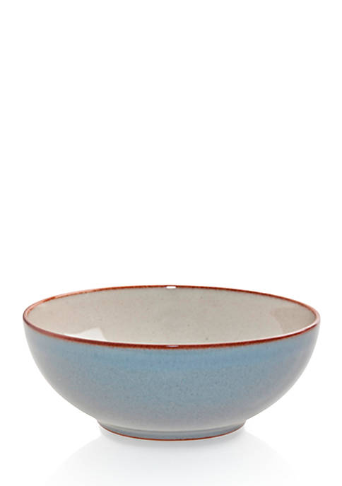 Denby Heritage Gray Soup/Cereal Bowl