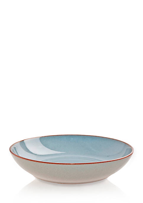 Denby Heritage Terrace Gray Individual Pasta Bowl Online