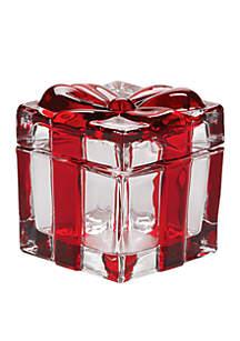 Gift Box Candy Dish