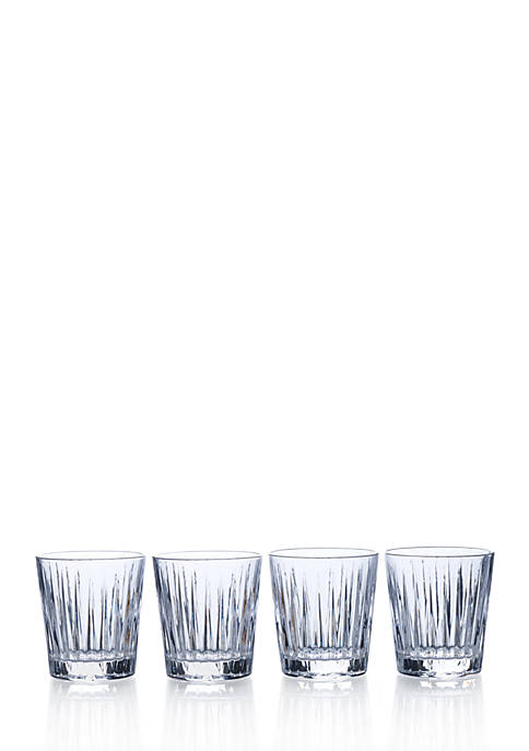 Mikasa Living Revel Double Old Fashioned Set Of