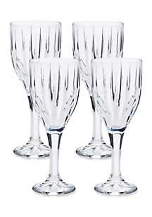 Revel Set of 4 Goblets
