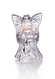 Rejoice Praying Angel Tealight