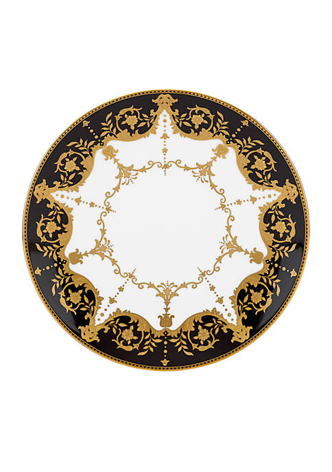Baroque Night Accent Plate