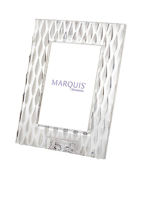 Marquis by Waterford Rainfall 5-in. x 7-in. Portrait