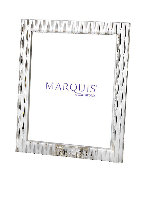 Marquis by Waterford Rainfall 8-in. x 10-in. Portrait