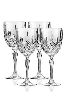 Marquis by Waterford Markham Set of 4 Goblets