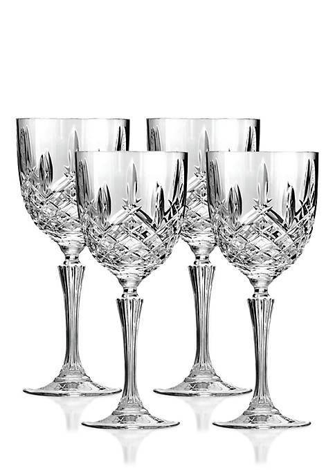 Marquis by Waterford Markham Set of 4 Wine