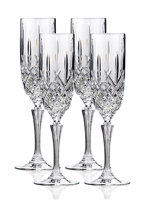 Marquis by Waterford Markham Set of 4 Flutes