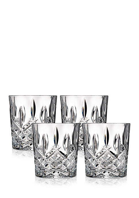 Marquis by Waterford Markham Set of 4 DOF