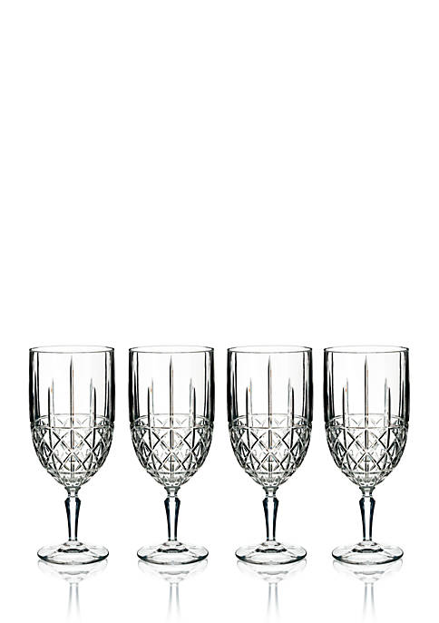 Marquis by Waterford Brady Iced Beverage Glasses, Set