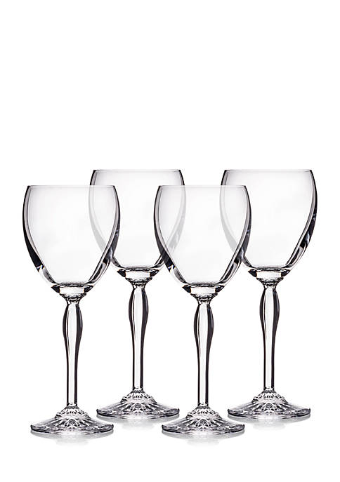 Marquis by Waterford Ventura All Purpose Wine Glasses,