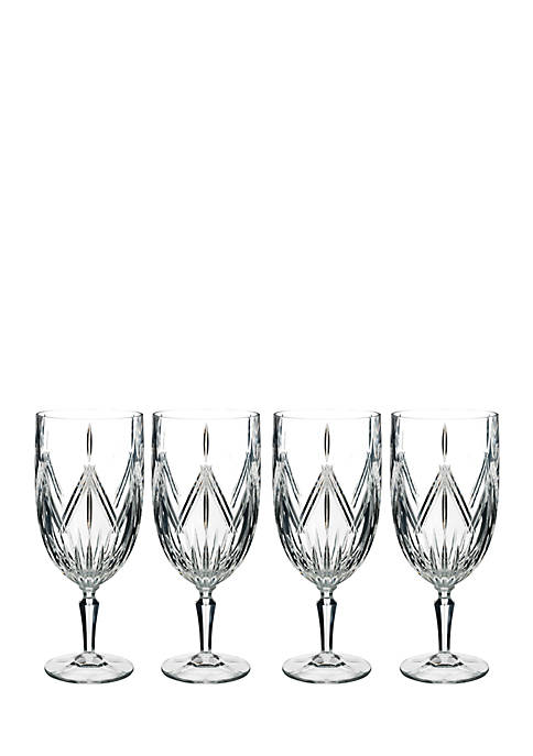 Marquis by Waterford Lacey Iced Beverage, Set of