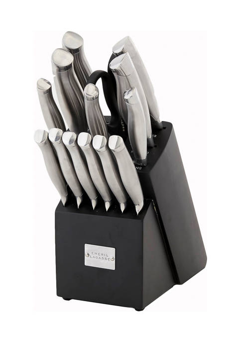 Baum Brothers Emeril 15 Piece Cutlery Set with