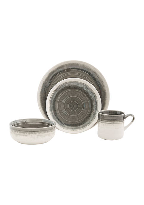Baum Brothers Ceramic 16 Piece Set -Service for