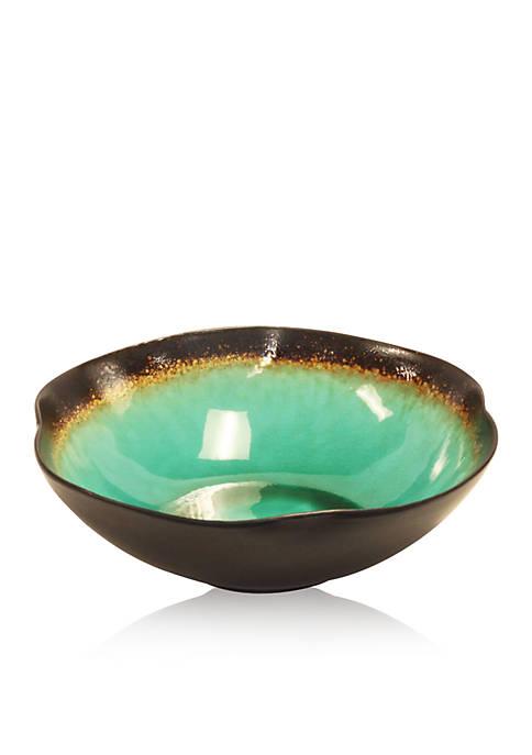 Galaxy Jade Serveware Serving Bowl