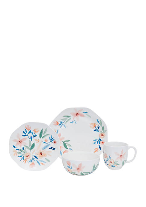 16 Piece Spring Spree Floral Set