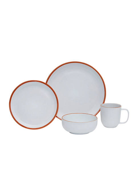 Baum Brothers Ceramic 16 Piece Set Service for