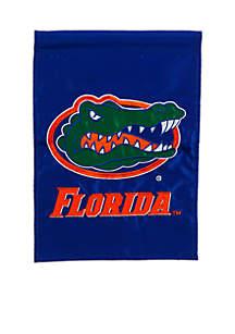 Evergreen Florida Applique Garden Flag