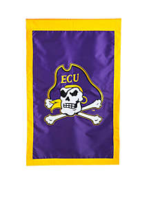 Double Sided East Carolina University Flag