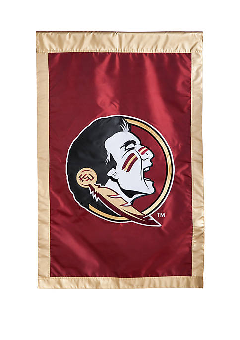 Evergreen Florida State Seminoles House Flag