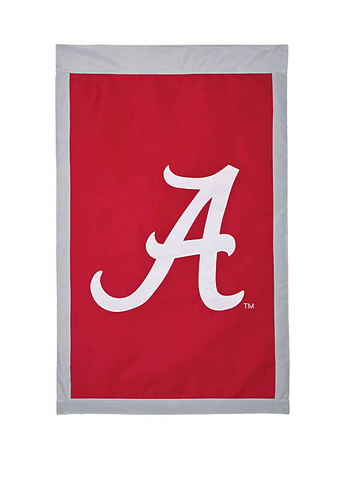 Evergreen Alabama Crimson Tide Regular House Flag