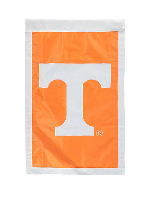 Tennessee Volunteers Embellished House Flag