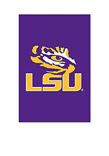 LSU Applique Garden Flag