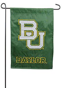 Evergreen Baylor University Applique Garden Flag