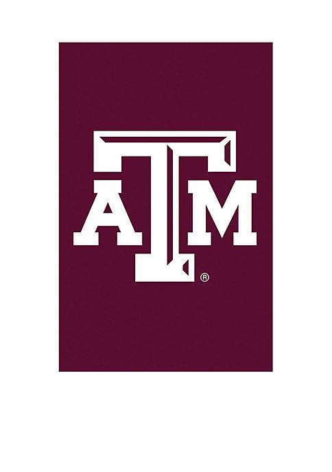 Texas A&M Aggies Applique Garden Flag