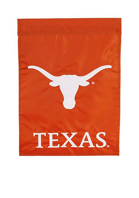 Texas Applique Garden Flag