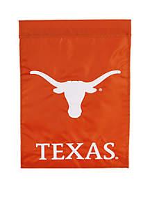 Evergreen Texas Applique Garden Flag
