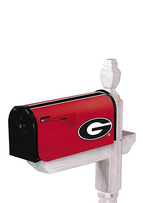 Georgia Bulldogs Mailbox Cover