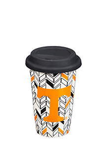 University of Tennessee Ceramic Travel Cup-10 oz.