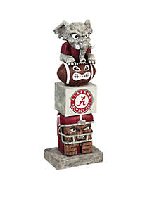 Alabama Crimson Tide TIki Totem