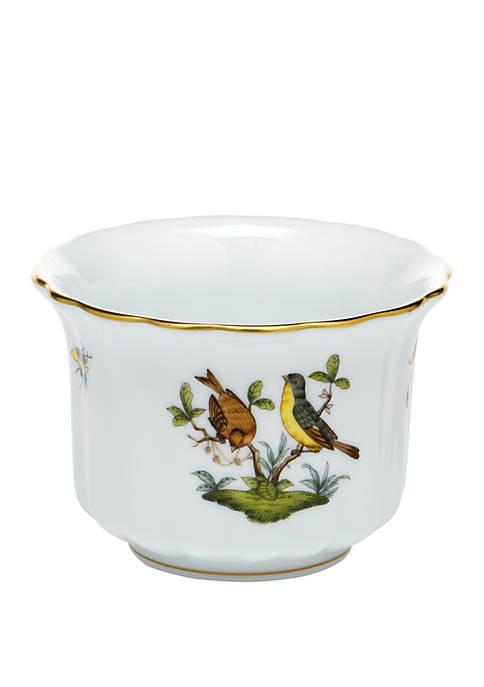 Herend Rothchild Bird Mini Cachepot