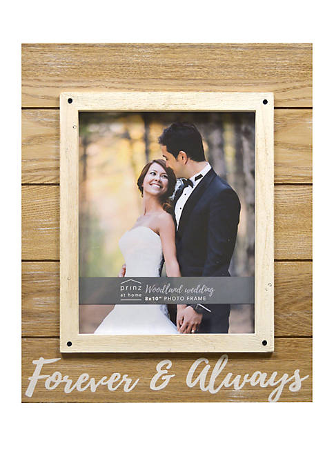 Forever and Always Frame
